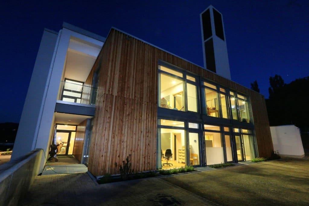 Umbau der katholischen Pfarrkirche St. Bonifatius zu einem Kindergarten