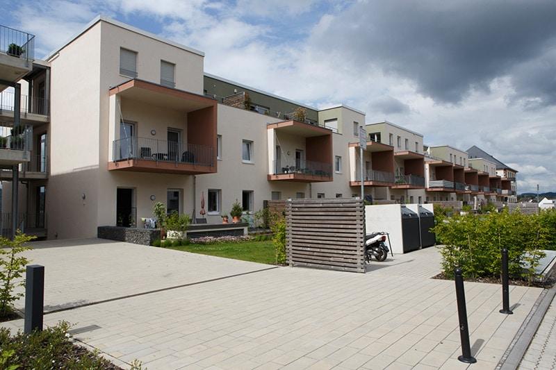 Castelnau, Gebäude 19/20 in Trier-Feyen