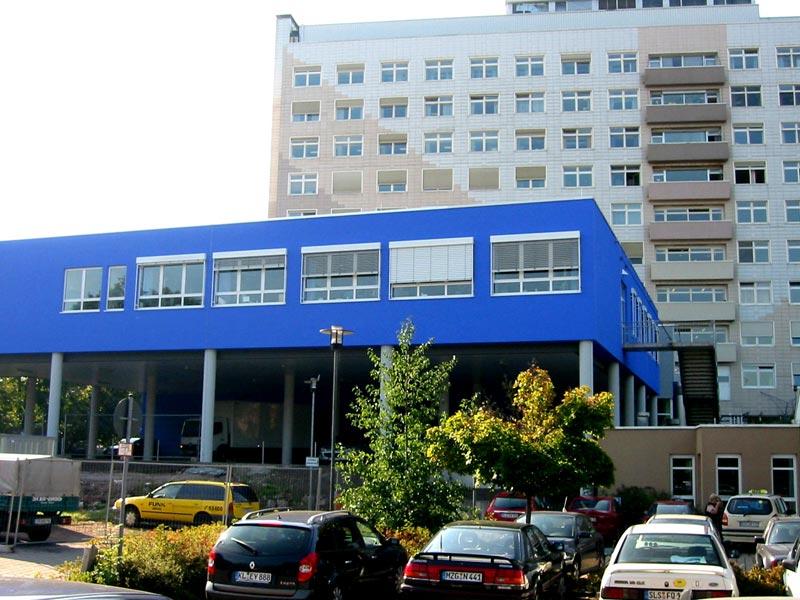 Umbau und Erweiterung St. Elisabeth Klinik, Saarlouis