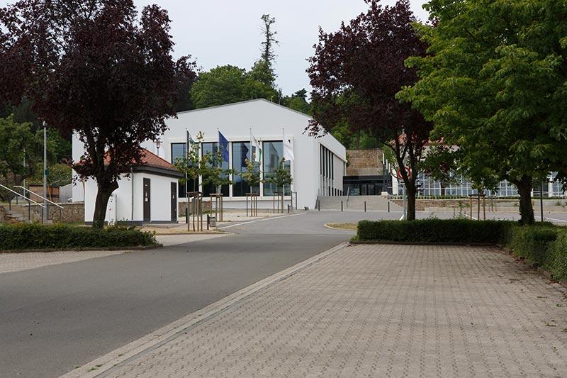 Neubau einer Stadthalle in Kirchheimbolanden