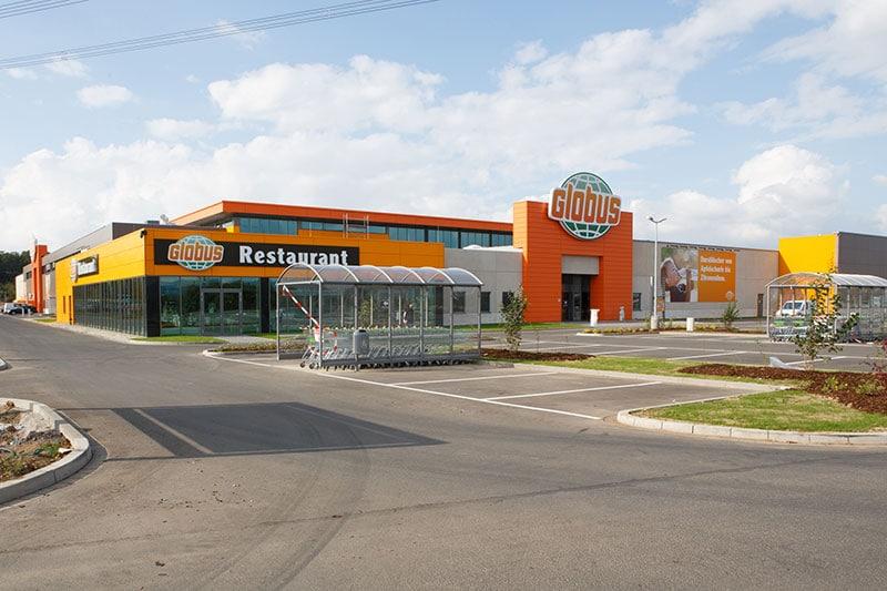 Neubau eines SB-Warenhauses in Koblenz