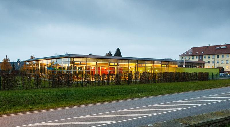 Sport- und Eventbad in St. Wendel