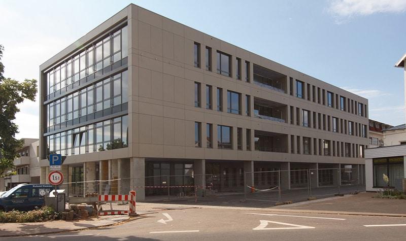 Neubau Telefonzentrum Barmer GEK
